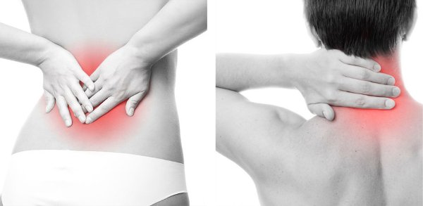 Chiropractic and back pains